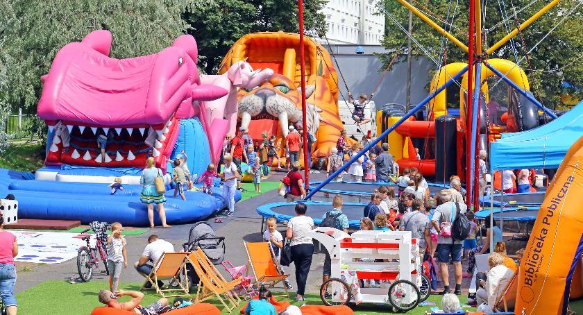 Imprezy - wydarzenia, Ostatnie funkcjonowania parku edukacyjno rozrywkowego - zdjęcie, fotografia