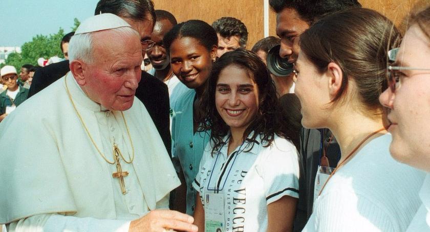 Imprezy - wydarzenia, Dzień Papieski - zdjęcie, fotografia