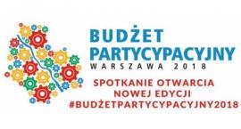 Spotkanie w sprawie budżetu partycypacyjnego 2018