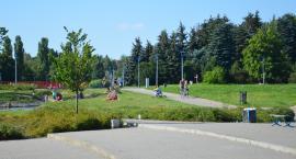 Więcej zabawy w Parku Szymańskiego