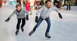 Mieszkańcy Woli rozpoczynają sezon na łyżwy